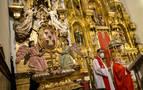 Pamplona recuperó ayer el voto de las Cinco Llagas