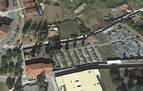 La Policía Foral desaloja a una charanga de madrugada en el cementerio de Alsasua