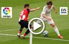 Resumen del Athletic 0-1 Real Madrid en vídeo