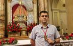 """Enrique Bretos: """"Vendré a visitar al santo a menudo"""""""