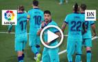 Resumen del Villarreal 1-4 Barcelona en vídeo