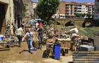 Una mirada al Cidacos un año después de las inundaciones