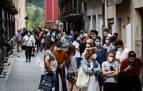 Los positivos en Ordizia se disparan y el Gobierno Vasco estudia &quotmedidas