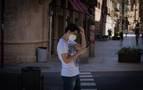 La mascarilla será obligatoria desde mañana en Cataluña aunque haya distancia de seguridad