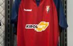 Fin a la etapa con Kirolbet: Osasuna rescinde el contrato con la casa de apuestas