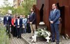 Ermua recuerda a Miguel Ángel Blanco en el 23º aniversario de su asesinato