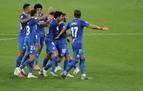 Banega y Munir remontan al Athletic y apuntalan al Sevilla en Champions