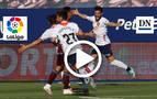 Vídeo del gol de José Arnaiz (Osasuna 2-1 Celta)