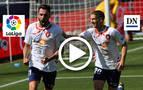 Vídeo del gol de Enric Gallego (Osasuna 1-1 Celta)