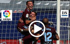 Vídeo del gol de Santi Mina (Osasuna 0-1 Celta)