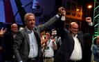 El PNV gana las elecciones vascas con 31 escaños y EH Bildu sube hasta los 22