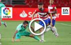 Resumen del Granada 1-2 Real Madrid en vídeo
