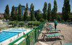 Las piscinas de Pamplona abren con medidas de seguridad