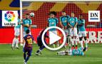 Vídeo del gol de Leo Messi (FC Barcelona 1-1 Osasuna )