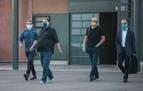 Los presos del 1-O salen de la cárcel por primera vez