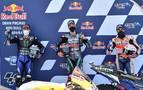 Quartararo repite 'pole' en Jerez y supera a Viñales y Márquez