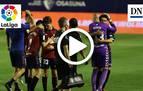 Resumen del Osasuna 2-2 Mallorca en vídeo