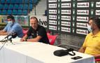 Quique Domínguez, nuevo entrenador del Helvetia, promete