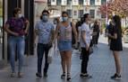 Navarra registra un leve descenso de casos de Covid-19