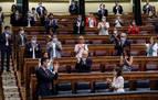 El Congreso rechaza las medidas sociales y aprueba los otros tres documentos