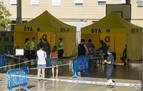 La tercera ola arranca con más fuerza en Olite, Viana y Mendillorri