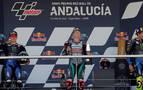 Quartararo repite triunfo en el G.P. de Andalucía y le saca 50 puntos a Márquez