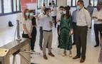 Das-Nano experimenta con los Reyes el reconocimiento facial