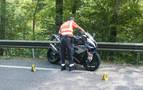 Fallece un motorista en un accidente en Valcarlos