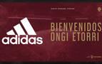 Osasuna rompe con Hummel y firma cuatro años con Adidas