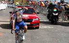 Evenepoel gana en Picón Blanco y se convierte en líder de la Vuelta a Burgos