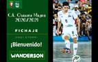 Osasuna Magna se refuerza con el brasileño Wanderson