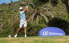 Rafa Nadal lidera hasta el hoyo diez el Campeonato de Baleares y acaba cuarto