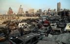 Concluye la búsqueda de supervivientes en Beirut y el Gobierno se despedaza