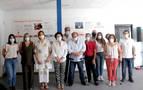 La consejera Maeztu conoce en Tudela los proyectos gestionados por Villa Javier y Amimet