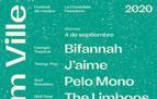 Bifannah,  Adiós Amores, The Limboos, Hinds o Melenas, en el Festival Pim Pam Ville