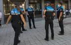 Critican cómo se gestionó el positivo en covid-19 de un policía local de Tudela