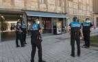 Detendio en Tudela por atentado contra agentes de la autoridad