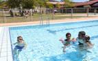 Un verano de monte y piscina en Aoiz