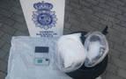 La Policía intercepta en Burgos un vehículo cargado con diez kilos de ketamina