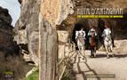 Ruta d'Artagnan (1): a caballo tras las huellas de un mito