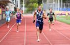 Bruno Hortelano bate en Andorra el récord de España con 15.42