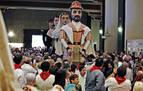 Los botellones en las no fiestas de Burlada se multarán con 300 euros