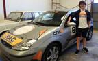 Erik Zabala firma como líder del  automovilismo navarro