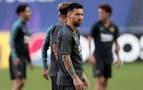 Messi reta a Lewandowski