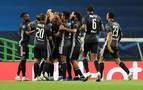 La Champions habla francés y alemán