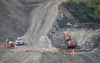 Localizan nuevos restos óseos en el vertedero de Zaldibar