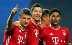 Gnabry coloca al Bayern en la final