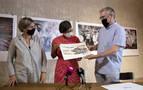 Los reporteros gráficos premian a Diana González