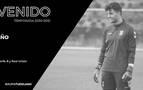 El meta Otaño del Tenerife jugará cedido en el Tudelano