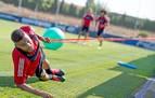 Osasuna hace oficial la cesión de Otegui al Badajoz por dos temporadas